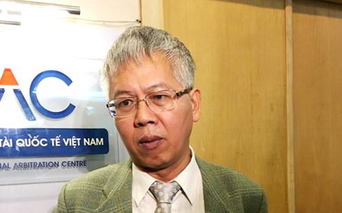 Ông Nguyễn Đức Kiên, Phó Chủ nhiệm Uỷ ban Kinh tế của Quốc hội.