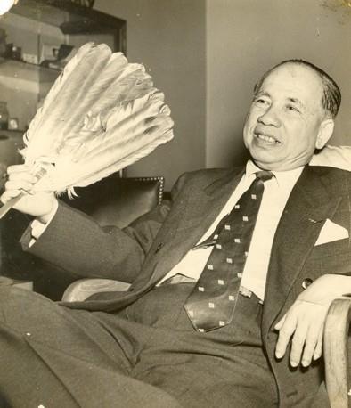 Cha đẻ của xà bông Cô Ba là ông Trương Văn Bền.