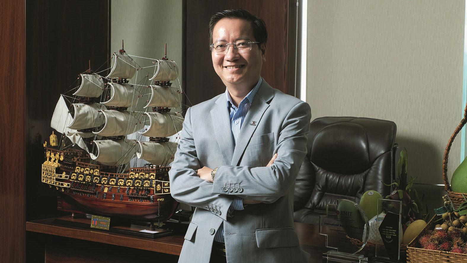 Nguyễn Đình Tùng - CEO Công ty Vina T&T