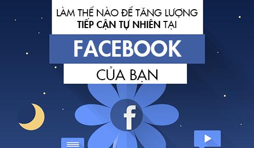cách tiếp cận facebook của bạn