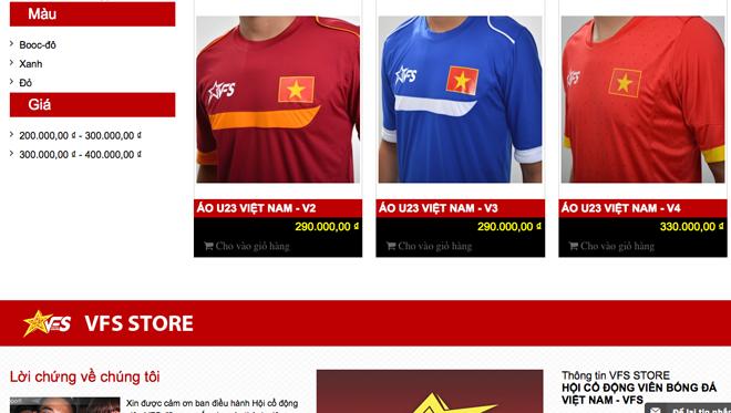 tài trợ bóng đá Việt Nam