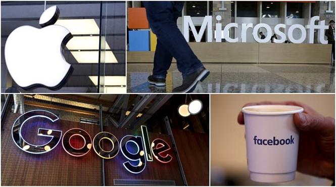 5 hãng công nghệ