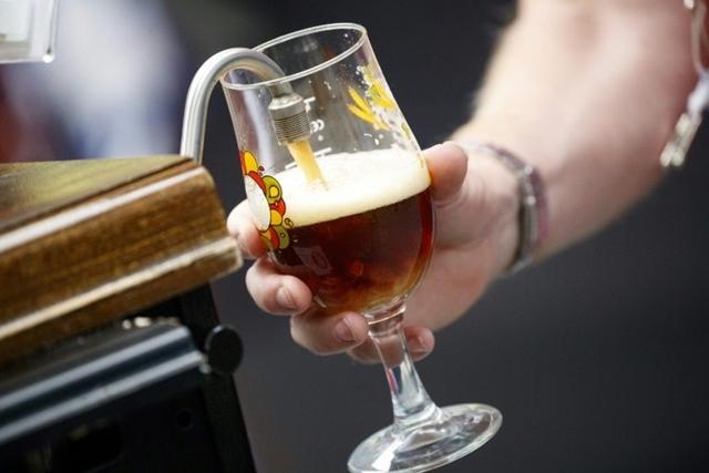 ngành bia nước Anh