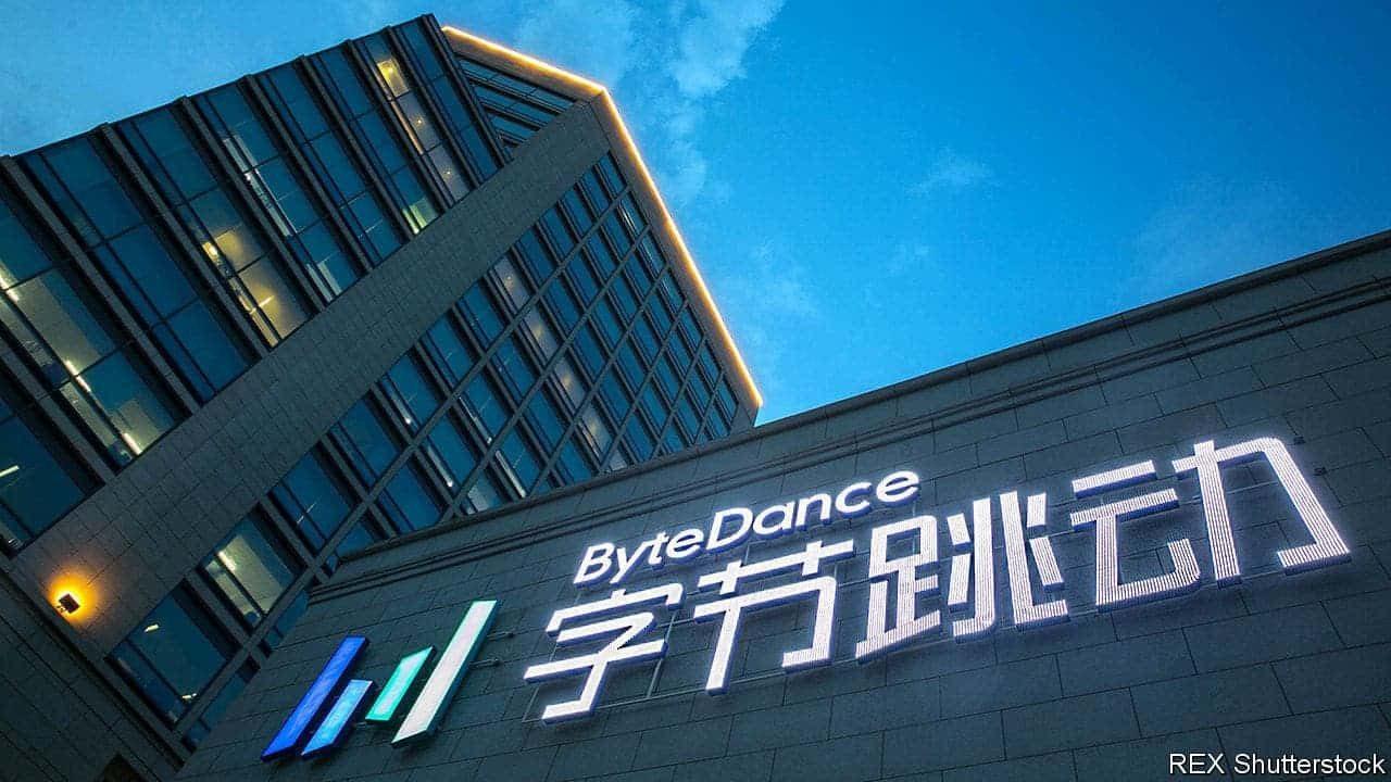 ByteDance - Tập đoàn công nghệ đa quốc gia có trụ sở tại Bắc Kinh.