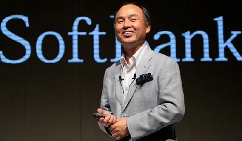 ceo softbank