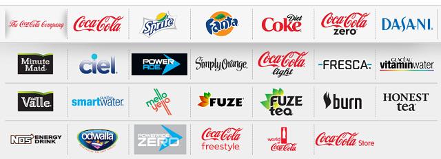 doanh nghiệp sở hữu nhiều thương hiệu