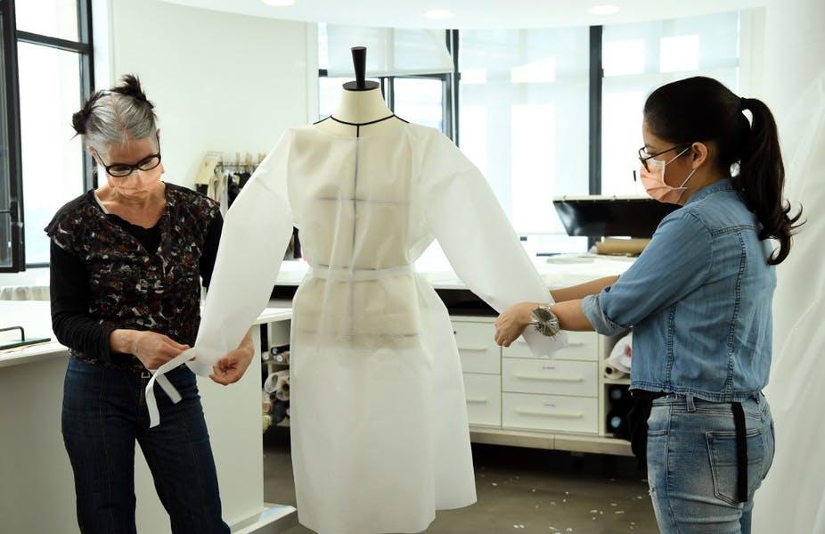 Các chuyên gia kỳ vọng, các doanh nghiệp thời trang sẽ nhanh chóng nắm bắt cơ hội để