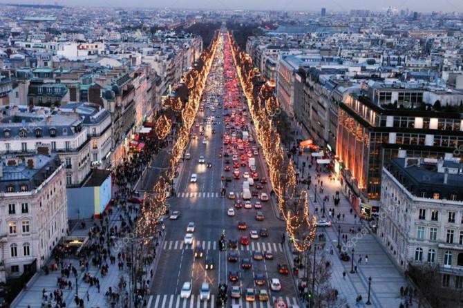 những con phố đắt đỏ trên thế giới
