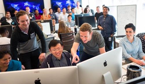 employee facebook