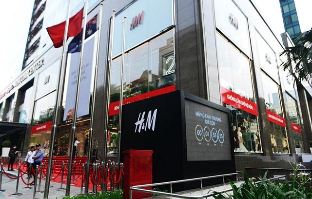 H&M việt nam