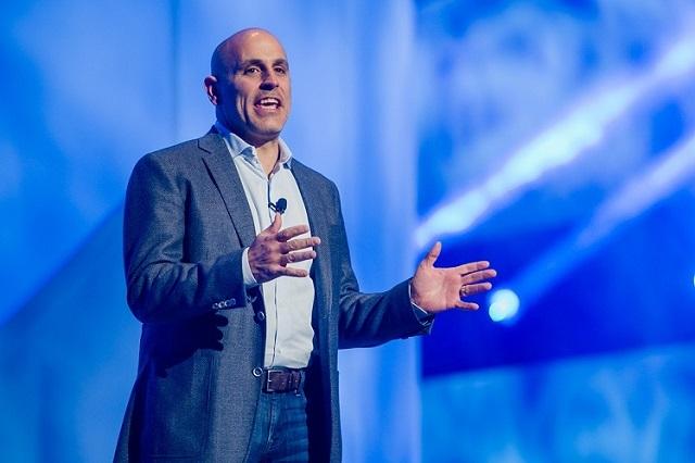Marc Lore - Giám đốc thương mại điện tử của Walmart. Ảnh: Arkansasbusiness.