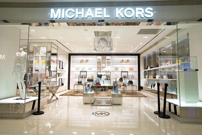 Một cửa hàng Michael Kors