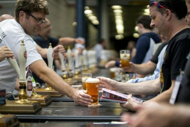 ngành bia