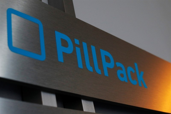 Amazon buys PillPack