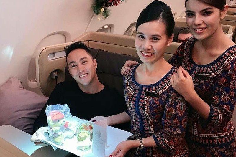 singapore airlines restaurant