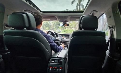 tài xế công nghệ