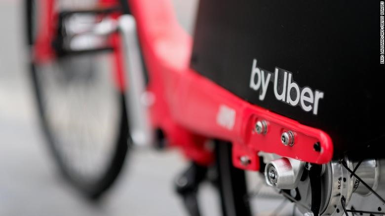 uber bicycle