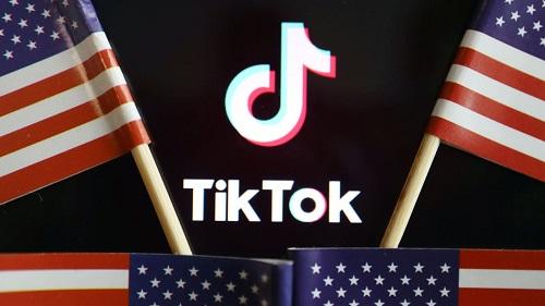 TikTok - Ứng dụng mạng xã hội đang gặp nhiều khó khăn tại Mỹ.
