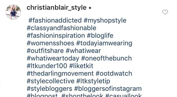 cách tạo hashtag