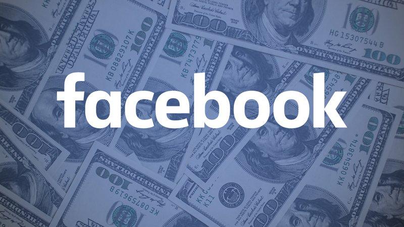 98% doanh thu của Facebook đến từ quảng cáo.