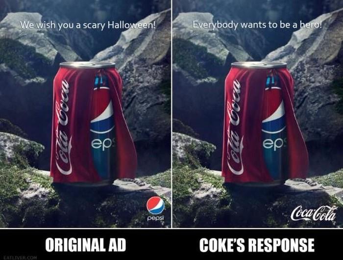 đại chiến quảng cáo