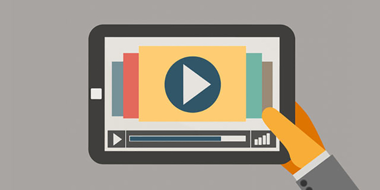 tiếp thị video
