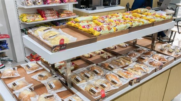 Các cửa hàng Mynews đã mở một nhà máy mới để sản xuất bánh mì và cơm nắm Nhật Bản. Ảnh: asia.nikkei.com