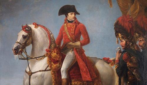 Napoleon trực tiếp chỉ huy trận đánh trên cầu Lodi