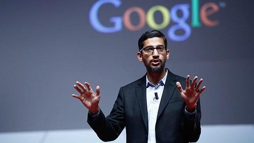 cấu trúc quản lý google