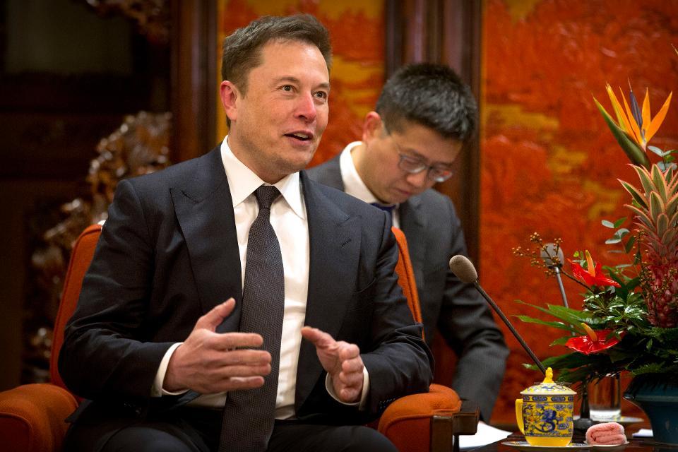 Elon Musk, lãnh đạo Tesla và SpaceX