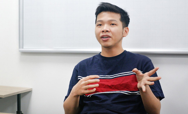 Ông Cường Nguyễn, đồng sáng lập Amanotes