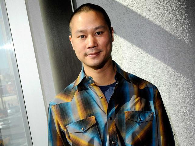 Tony Hsieh, CEO của Zappos