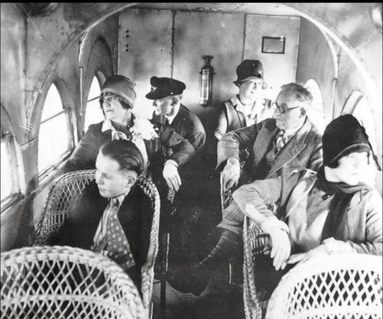 máy bay thời kỳ đầu
