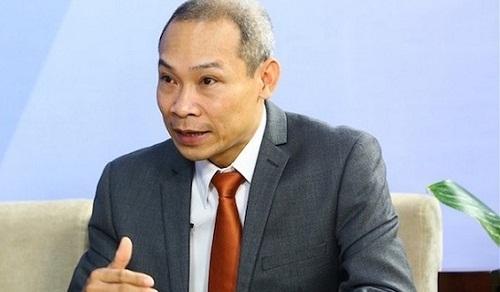 Ông Phan Đức Hiếu, Phó viện trưởng Viện Nghiên cứu quản lý kinh tế Trung ương