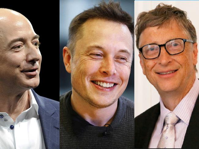 doanh nhân thế giới