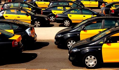 taxi truyền thống
