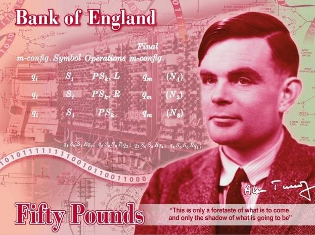 Nhà toán học Alan Turing