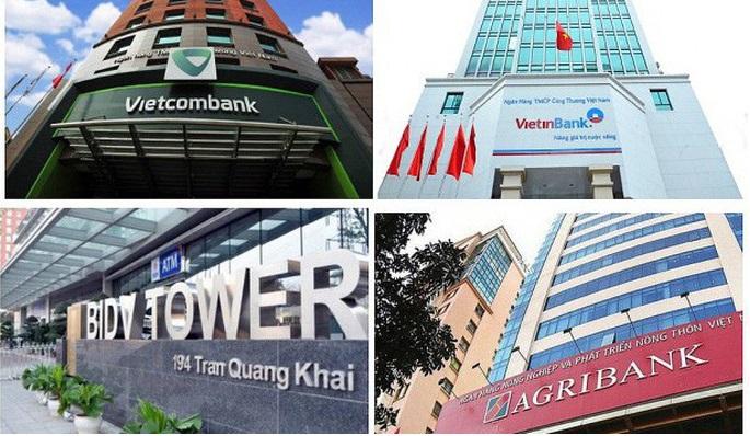 big 4 ngân hàng