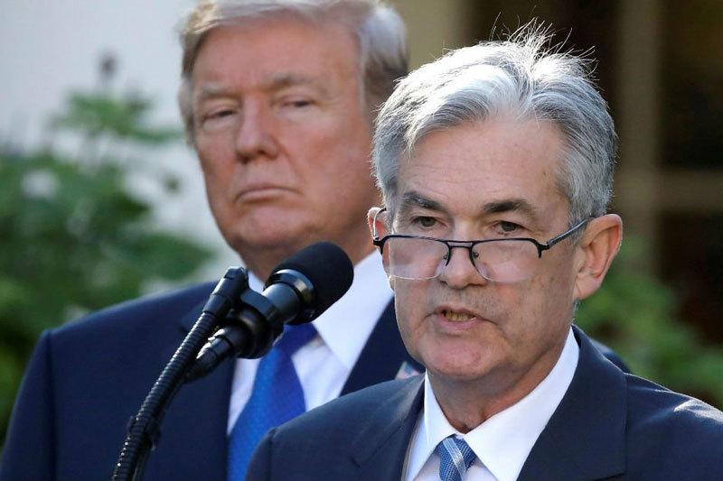 Ông Donald Trump và chính sách tiền tệ Mỹ.