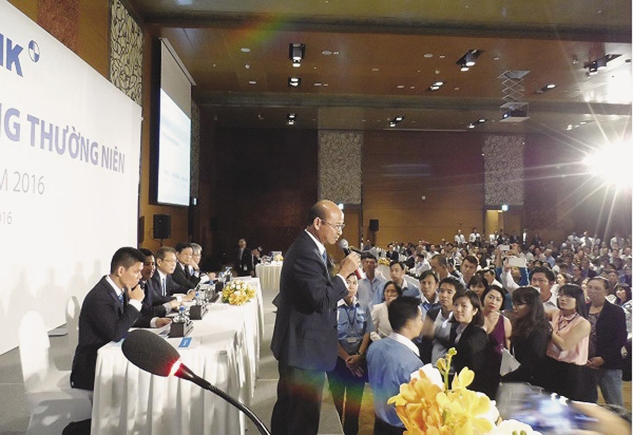 cổ đông eximbank