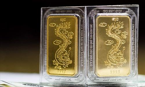 giá vàng miếng