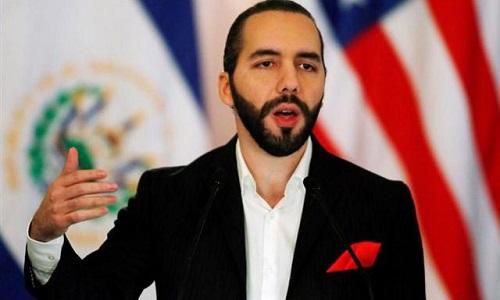 Tổng thống Nayib Bukele của El Salvador