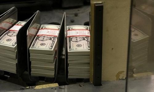 Nguồn tiền đổ về các ngân hàng