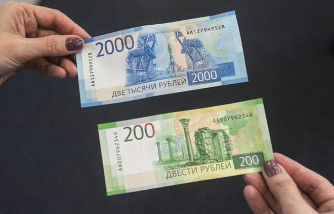 tiền nga