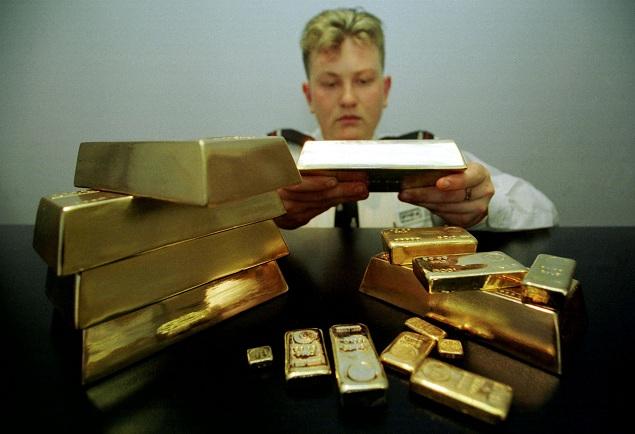 quốc gia có dự trữ vàng nhiều nhất thế giới