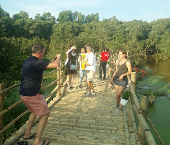 cầu tre vạn bước