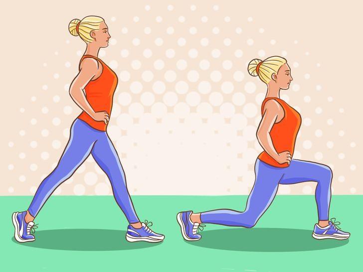 bài tập giảm nguy cơ giãn tĩnh mạch