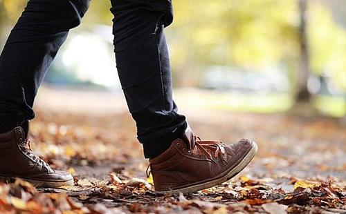 đi bộ sau ăn