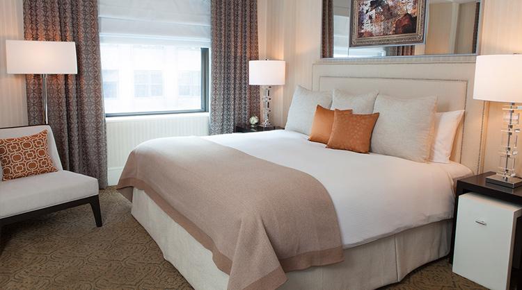 Dọn giường thường xuyên để không tạo môi trường thuận lợi cho loài ve bụi
