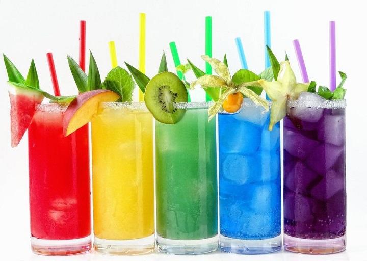 đồ uống có màu